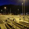 16a - Autostrada del Brennero - illuminazione barriera di Vipiteno - Vipiteno (BZ) #1